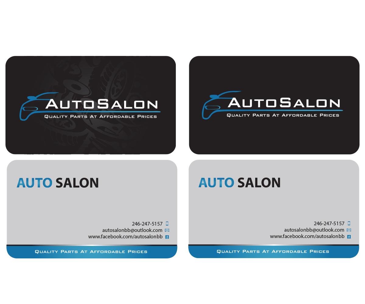 Bold, Modern Business Card Design for Ashish Uttamchandani by ...