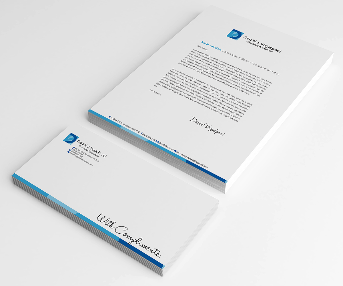 letterhead design design 3520621 submitted to new chartered