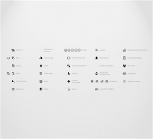 Icon Design by Chartreuse - Innovation project needs additional icons
