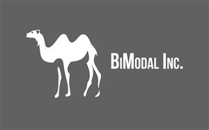 Logo Design by  Abelian - BiModal Inc. is an Austin based tech startup, f...