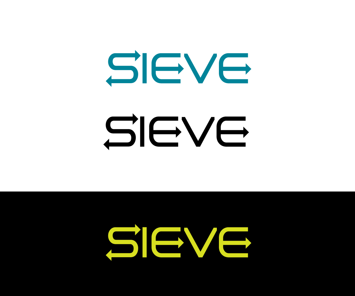 Software logo design for sieve by bob design 3469316 for Logo drawing program