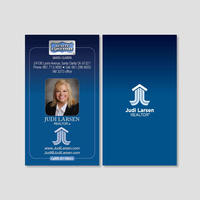 Top producing realtor business card design business card for Best realtor business cards