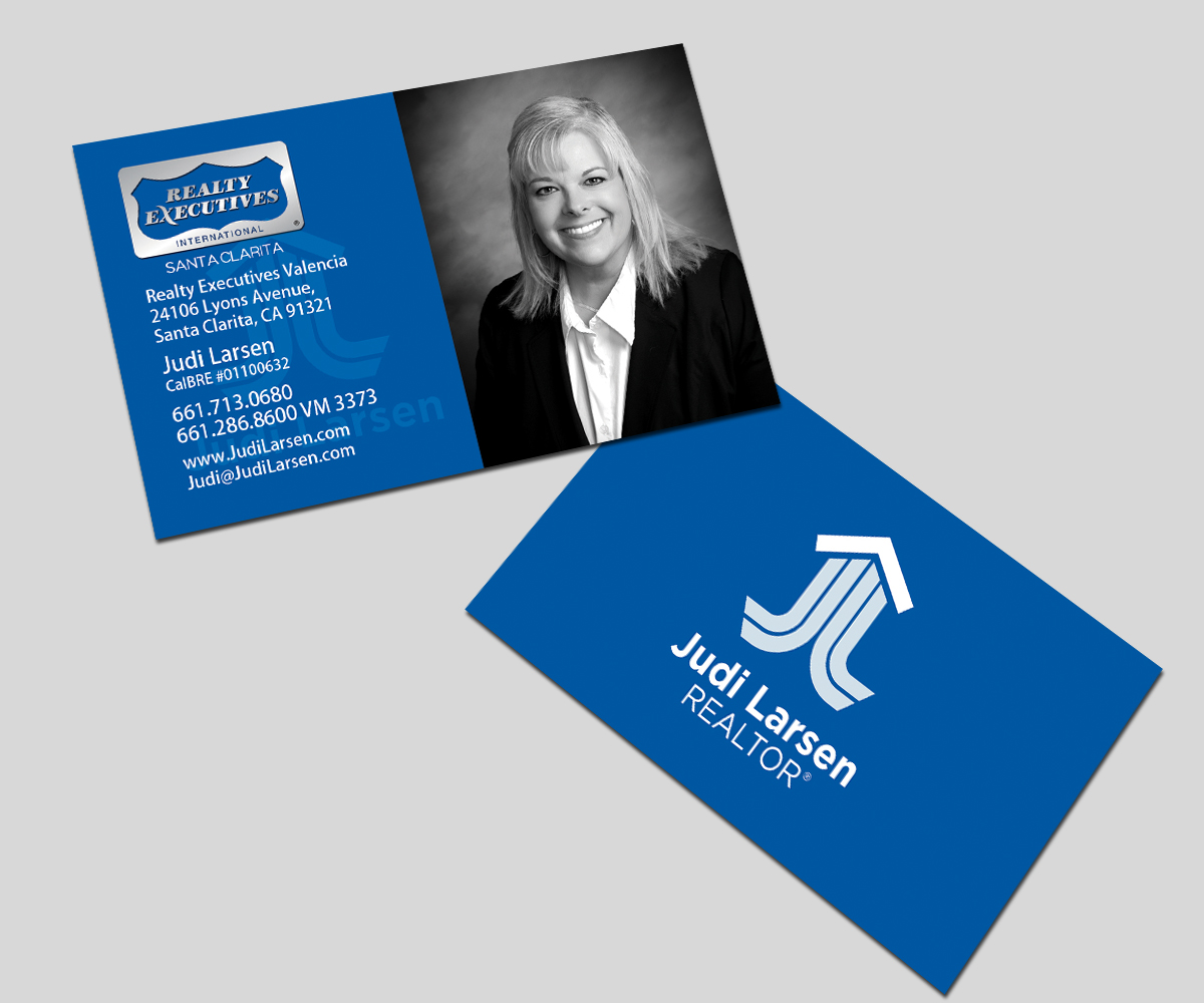 Modern, Professional, Real Estate Business Card Design for The ...