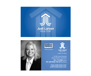Business Card Design by JACQUI - Top Producing Realtor Business Card Design