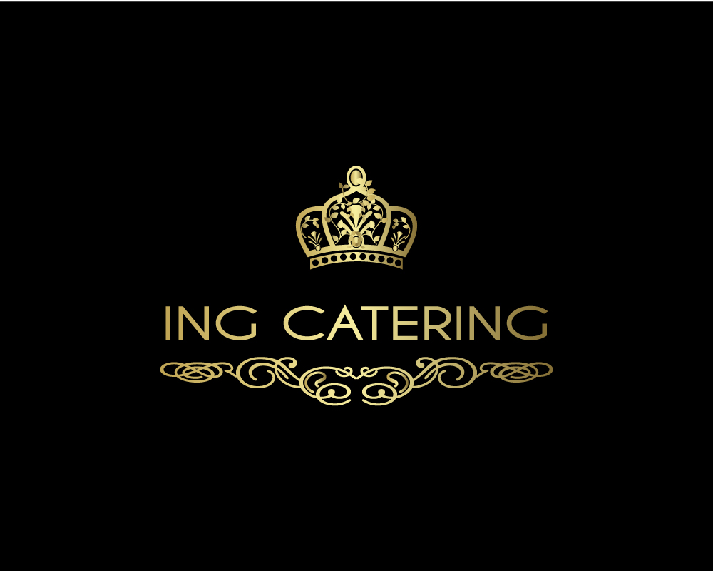73 Serious Professional Catering Logo Designs for Ing Catering a ...