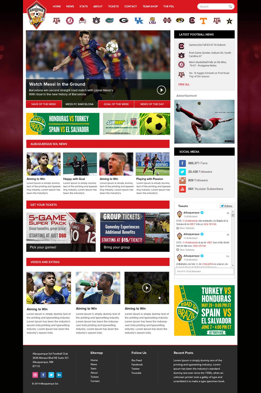 Bold masculine web design for maverick web video by om for Masculine web design
