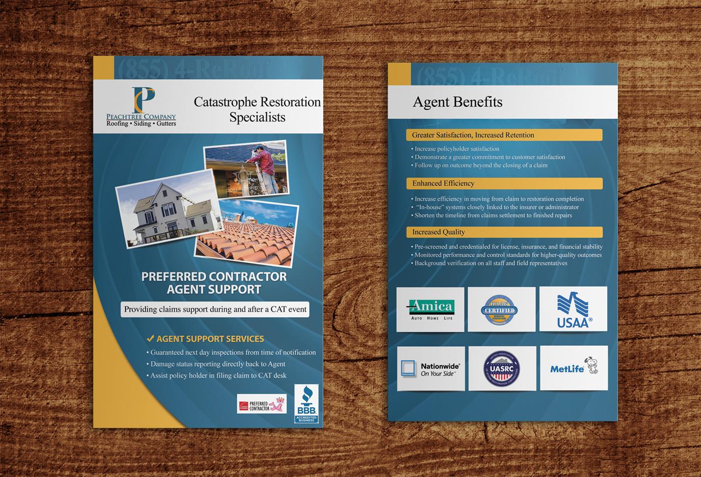 real estate agent flyer design galleries for inspiration flyer design by nikki jain