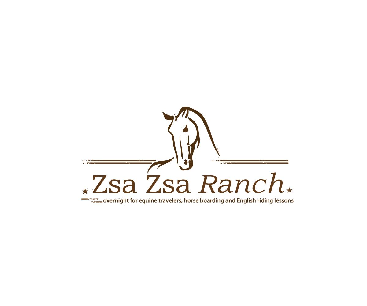 Ranch Diseno De Logo For Zsa Zsa Ranch Por Zensation Diseno 3488596