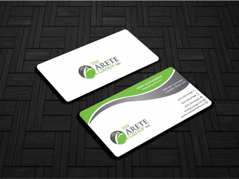Modern, Upmarket Business Card Design for Chris Montalbano by ...