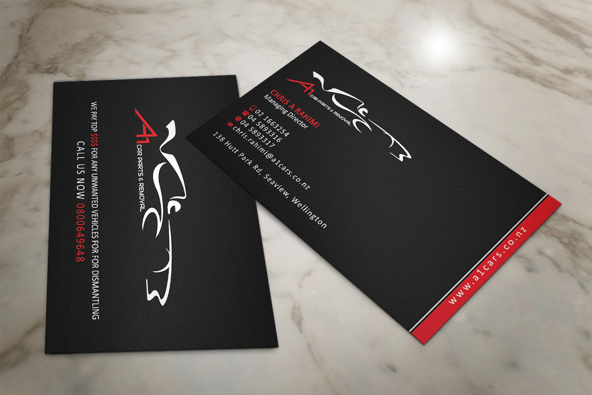 16 Business Card Designs | Business Business Card Design Project for ...