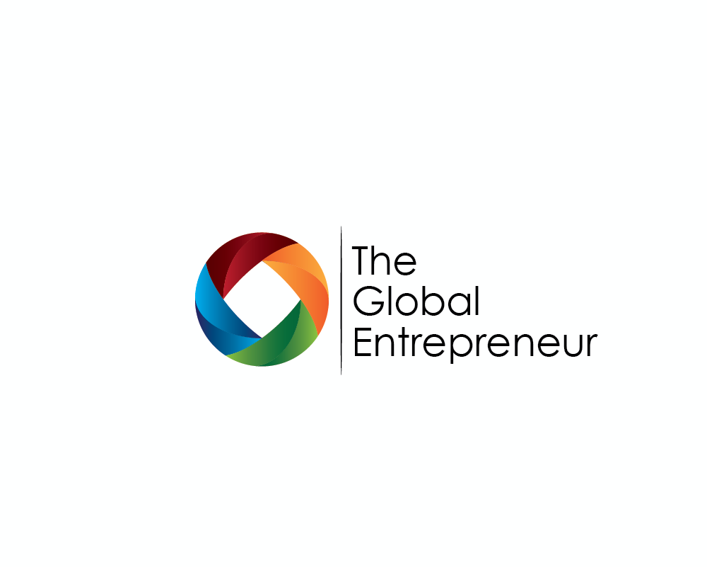 Modern upmarket business logo design for the global for Global design company