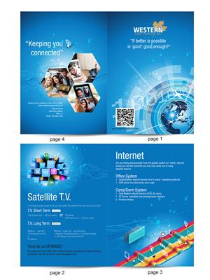internet brochure designs 30 brochures to browse