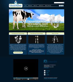animal merchandise website design crowdsourced web