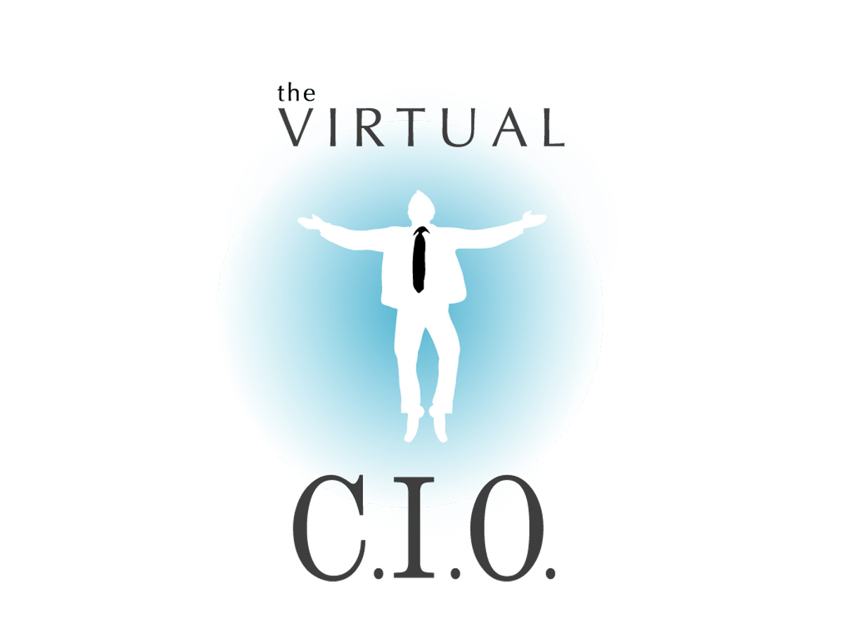 Technology Management Image: Logo Design For The Virtual CIO By Wynns Creative