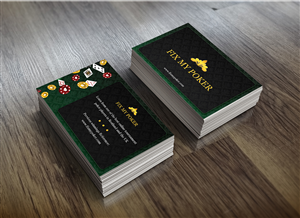 game business card design galleries for inspiration