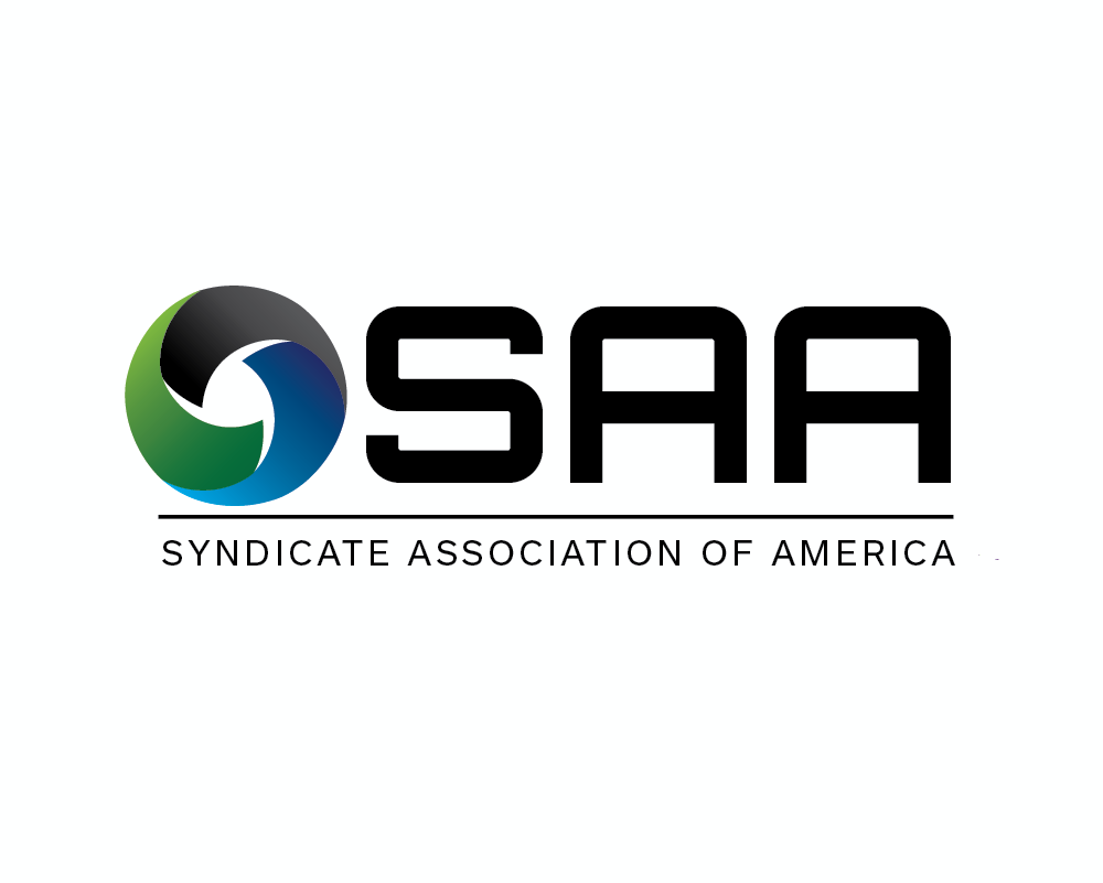 logo design for saa the syndicate association of america by designr o c design 3539393. Black Bedroom Furniture Sets. Home Design Ideas