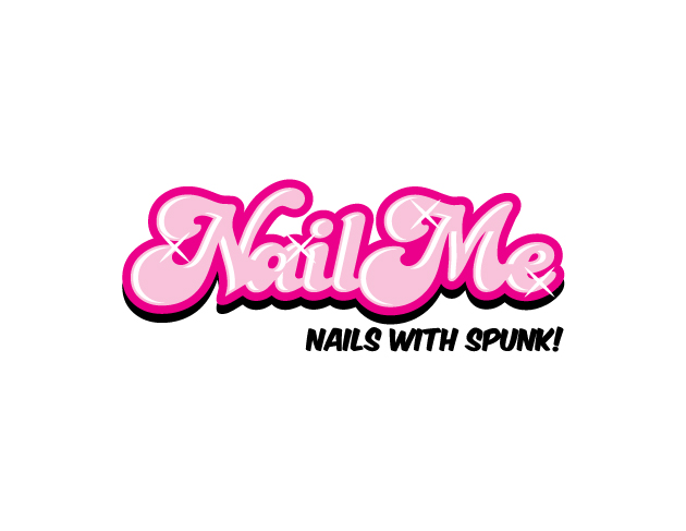 logo design by luis for nailing a funky nail salon start up - Nail Salon Logo Design Ideas