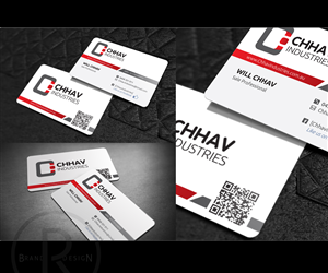 Business Card Design by Rich_LHA -