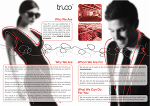 Brochure Design by Hunter Nix