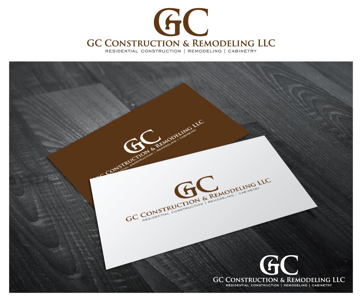Professional elegant construction logo design for gc construction logo design by bluemedia for gc construction remodeling llc design 3517085 colourmoves