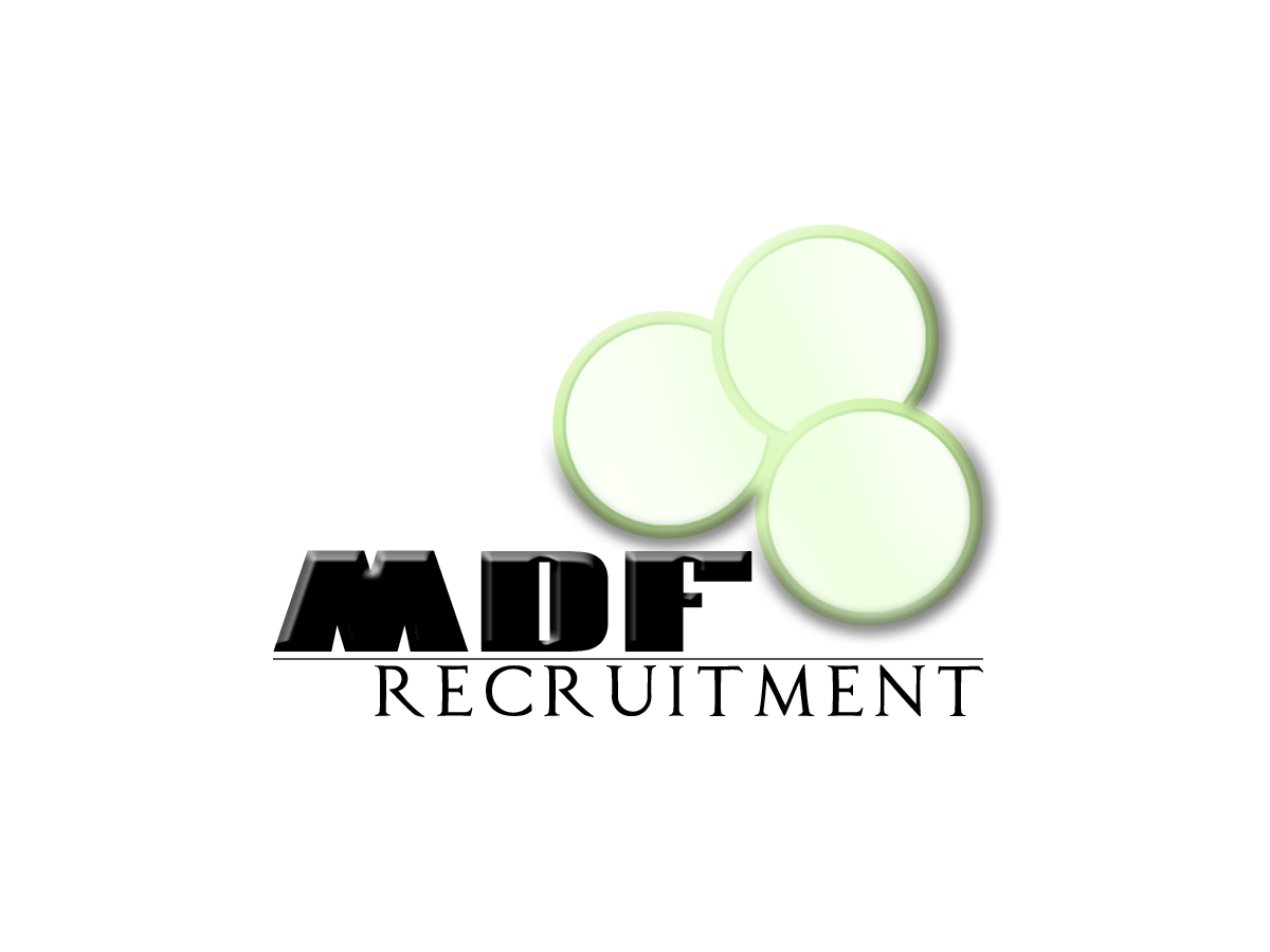 Employment agency logo design for mdf recruitment by tony for Design recruitment agencies