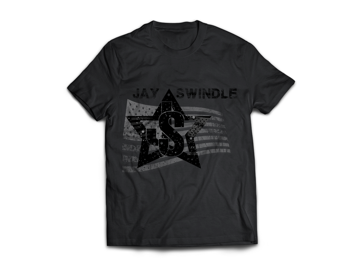 Conservative serious promotional t shirt design for a for Promotional t shirt design