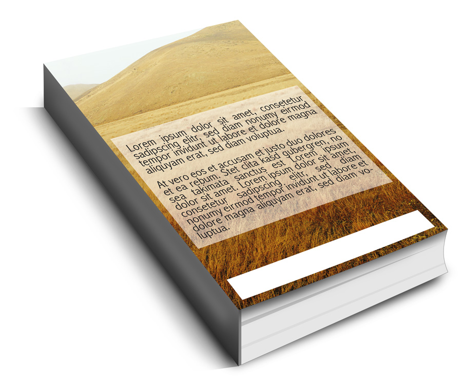 Book Cover Design New Zealand ~ Professional landscape book cover designs for a