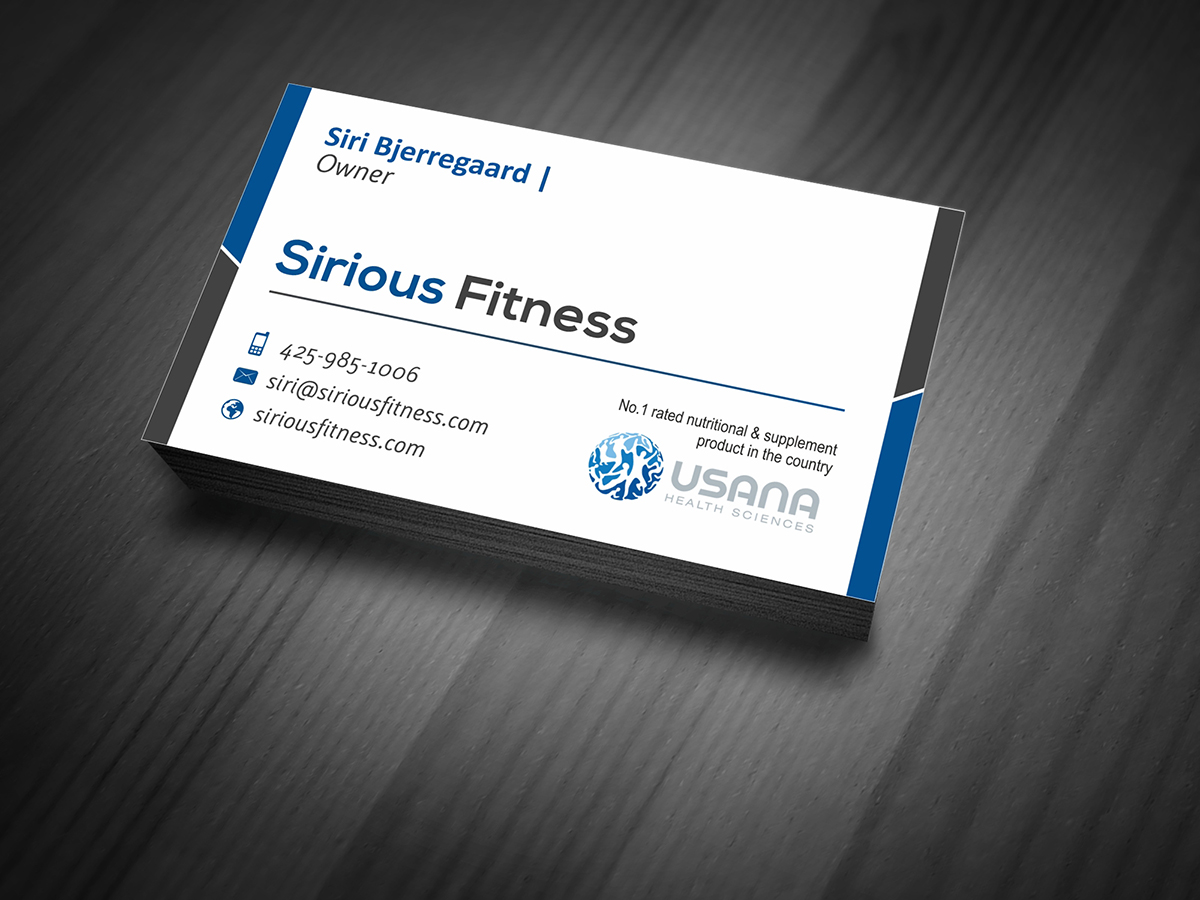 Bold, Modern, Business Business Card Design for a Company by alkesh ...
