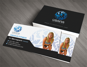 80 Bold Modern Business Card Designs For A Business In United