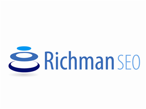 Logo Design job – Richman SEO Logo – Winning design by Christine Truter