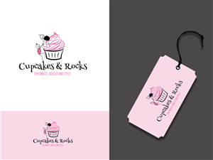 Graphic Design by RoundYellow - Modern & playful children's clothing store Cupc...