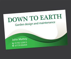 Garden Design Business Cards 83 professional business card designs for a business in united kingdom