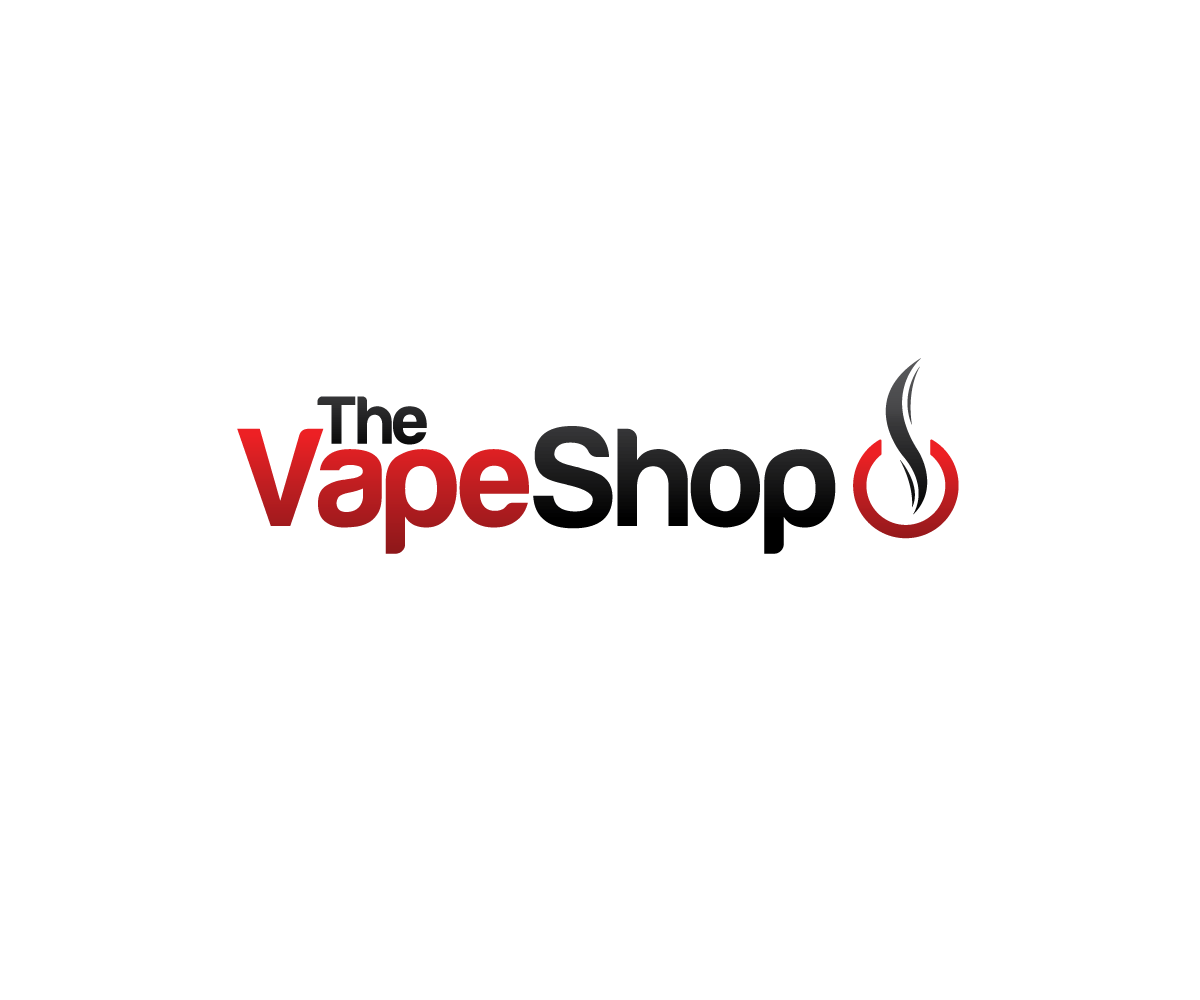 Elegant, Modern, Retail Logo Design for The Vape Shop by