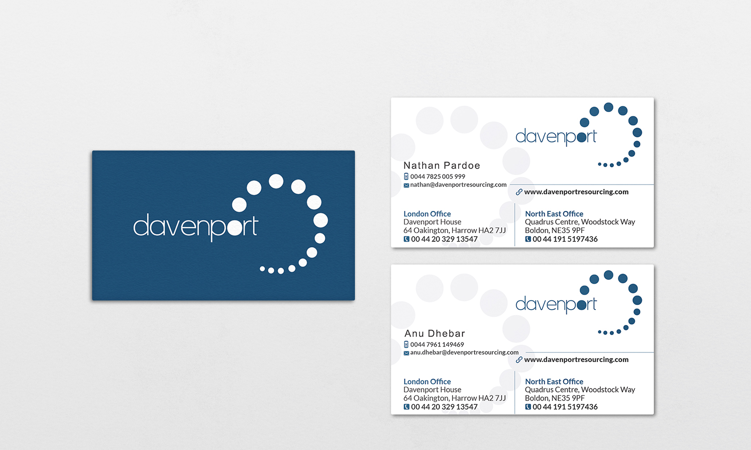 Serious professional business business card design for a company business card design by creativmindsja for this project design 4403881 reheart Images