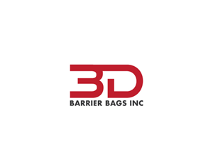 3D Barrier Bags Inc | 36 Logo Designs for 3D Barrier Bags Inc