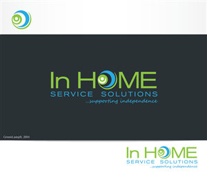 Home Health Care Logo Design By GreenLamp