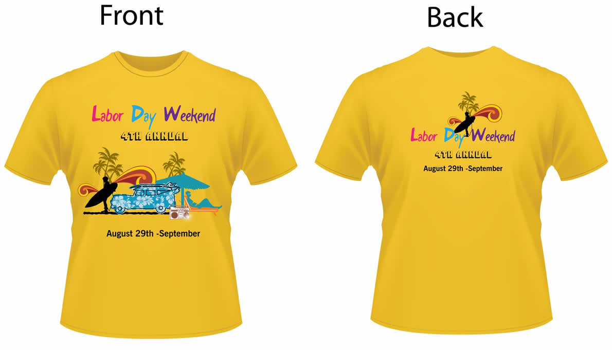 Design t shirt back - Playful Personable T Shirt Design For Company In United States Design 883797