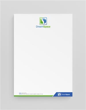 Letterhead Design Ideas valens energy drink identity Elegant Serious Letterhead Design By Fauzanmaulidi