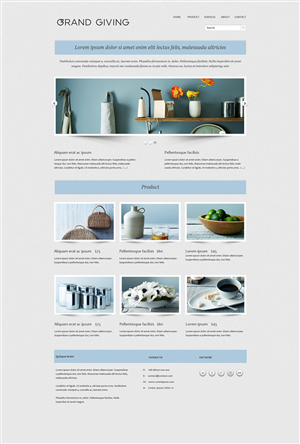 Blog Design by Oulans
