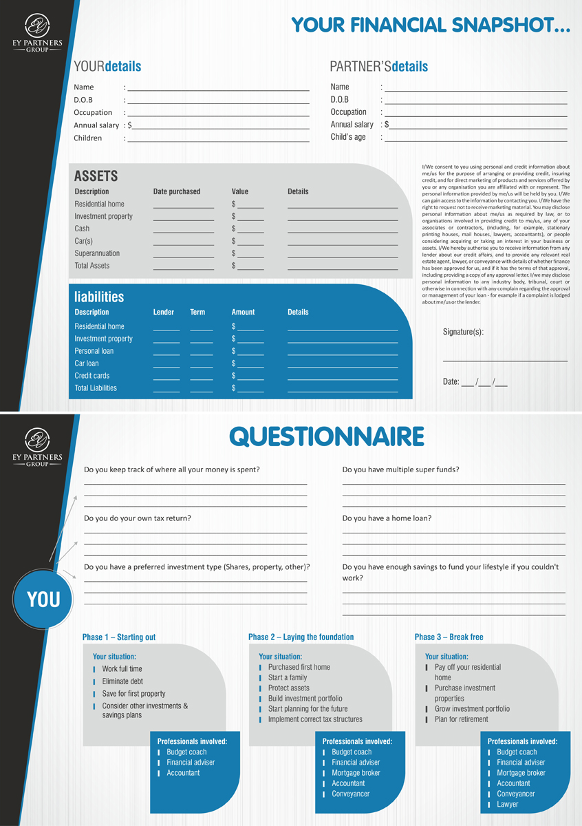 web design questionnaire for clients