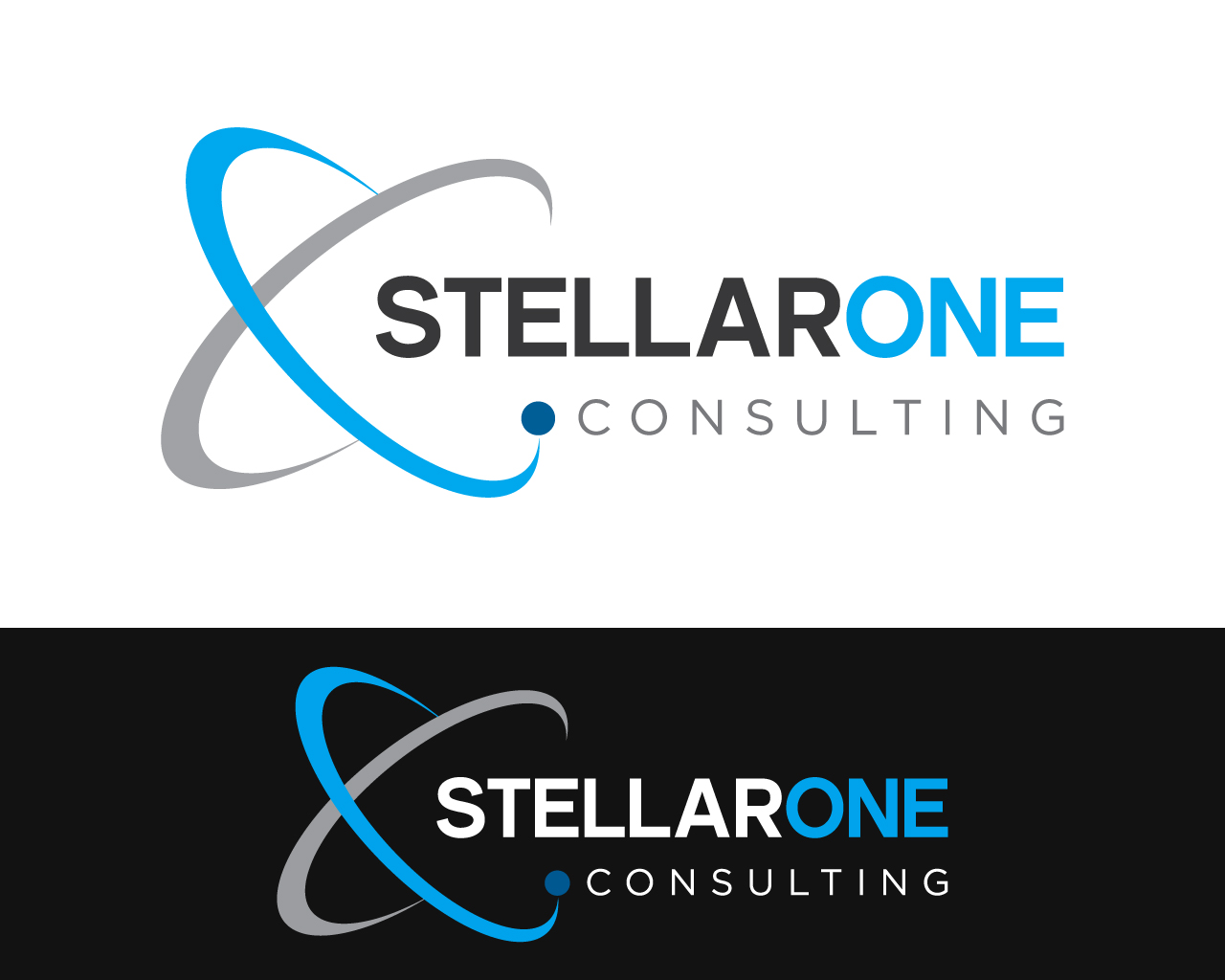Software logo design for stellar one consulting s1c or for Design consultant company