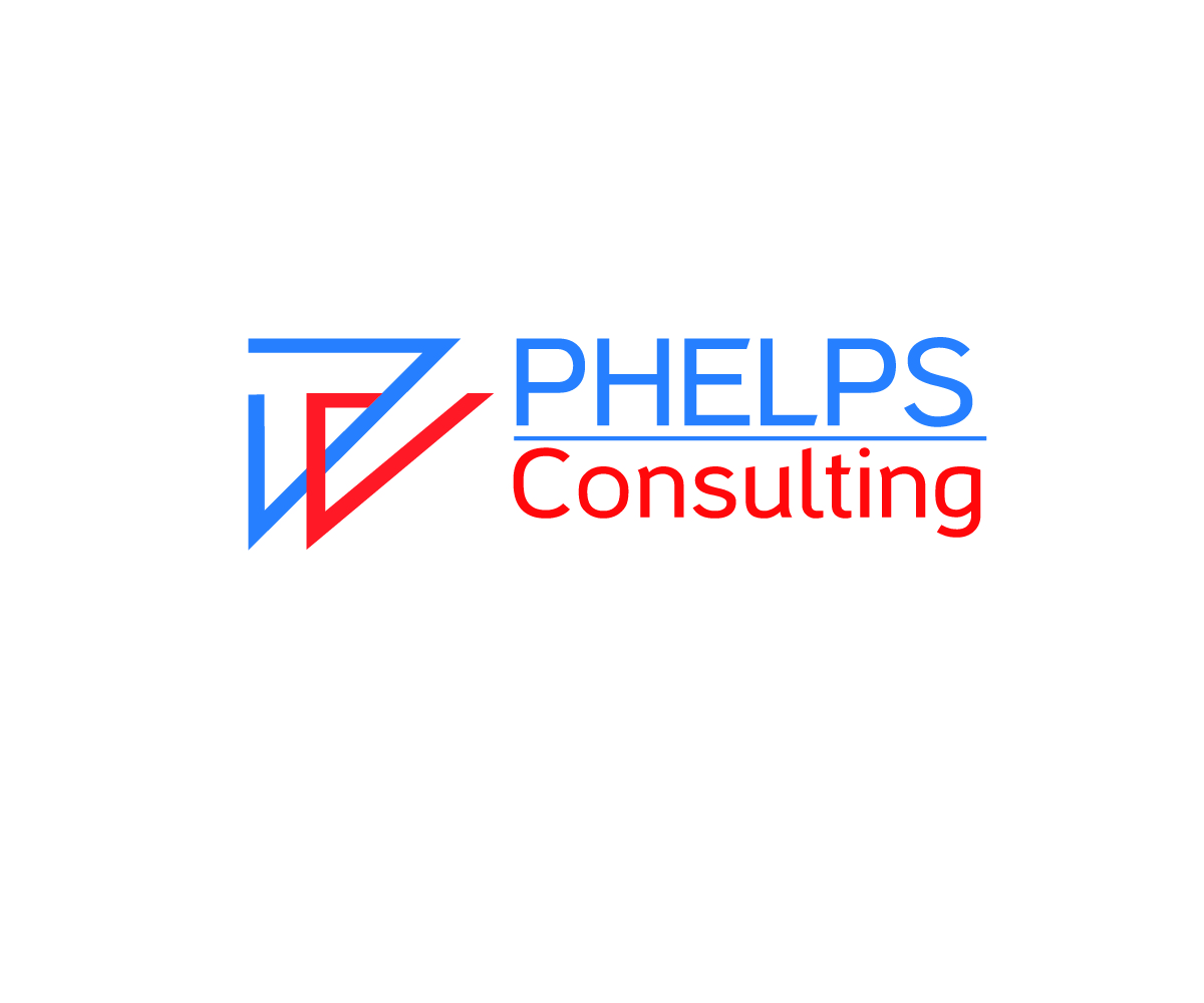 Computer logo design for j w phelps consulting inc or for Consulting logo design