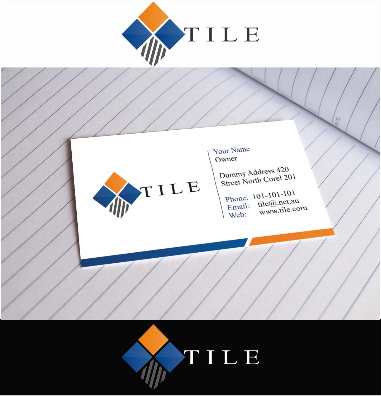 Tile Business Working : Business card design for carlos rodrigo by infinitedesign