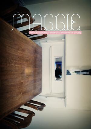 Magazine Design - Custom Magazine Design Service