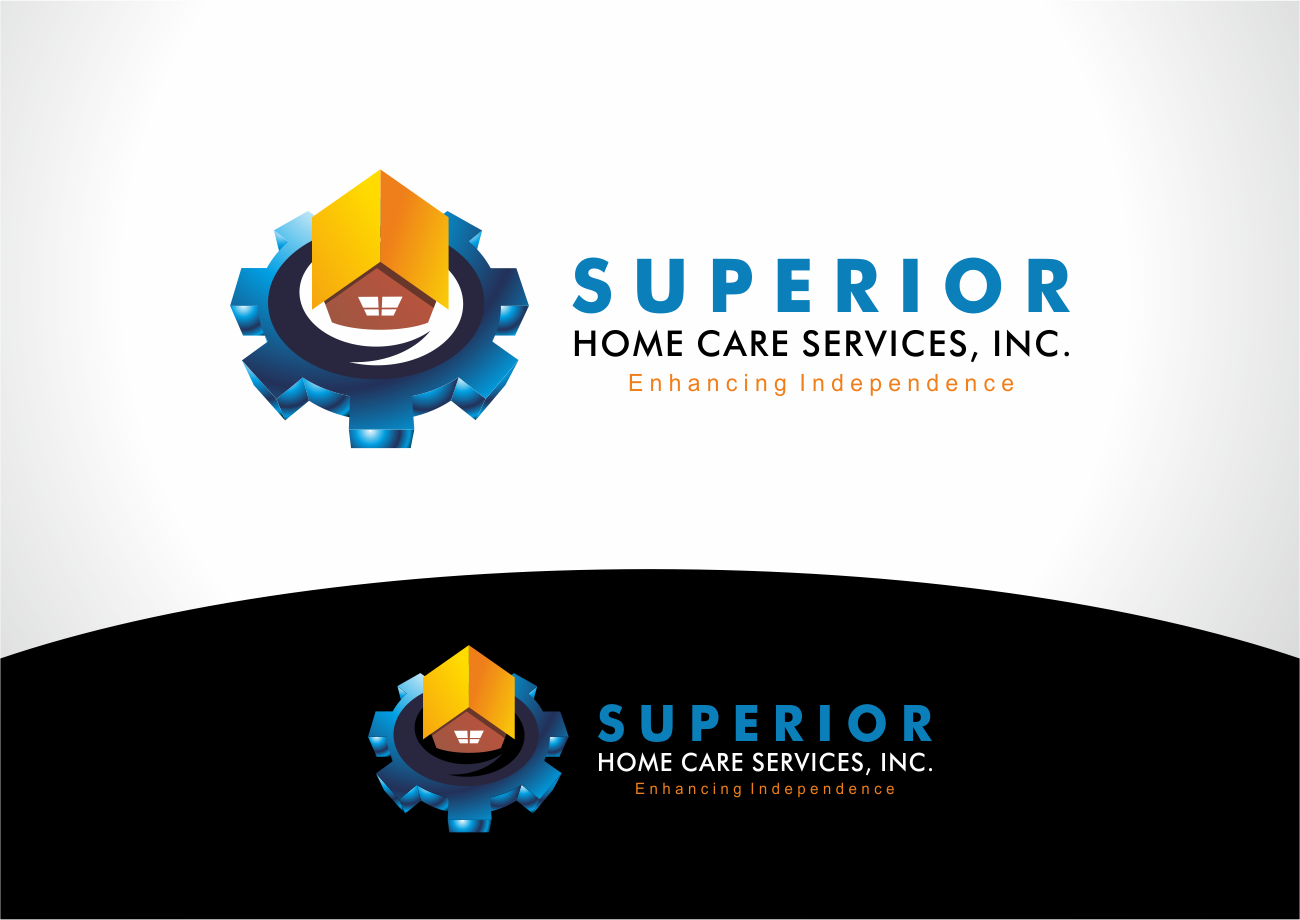 Home Care Logo Design Logo design design (design