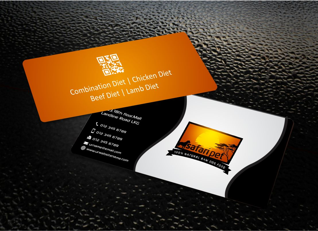 43 Attractive Business Card Designs | Pet Business Card Design ...