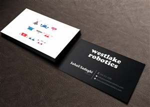 Robot Business Card Designs 4 Business Cards To Browse