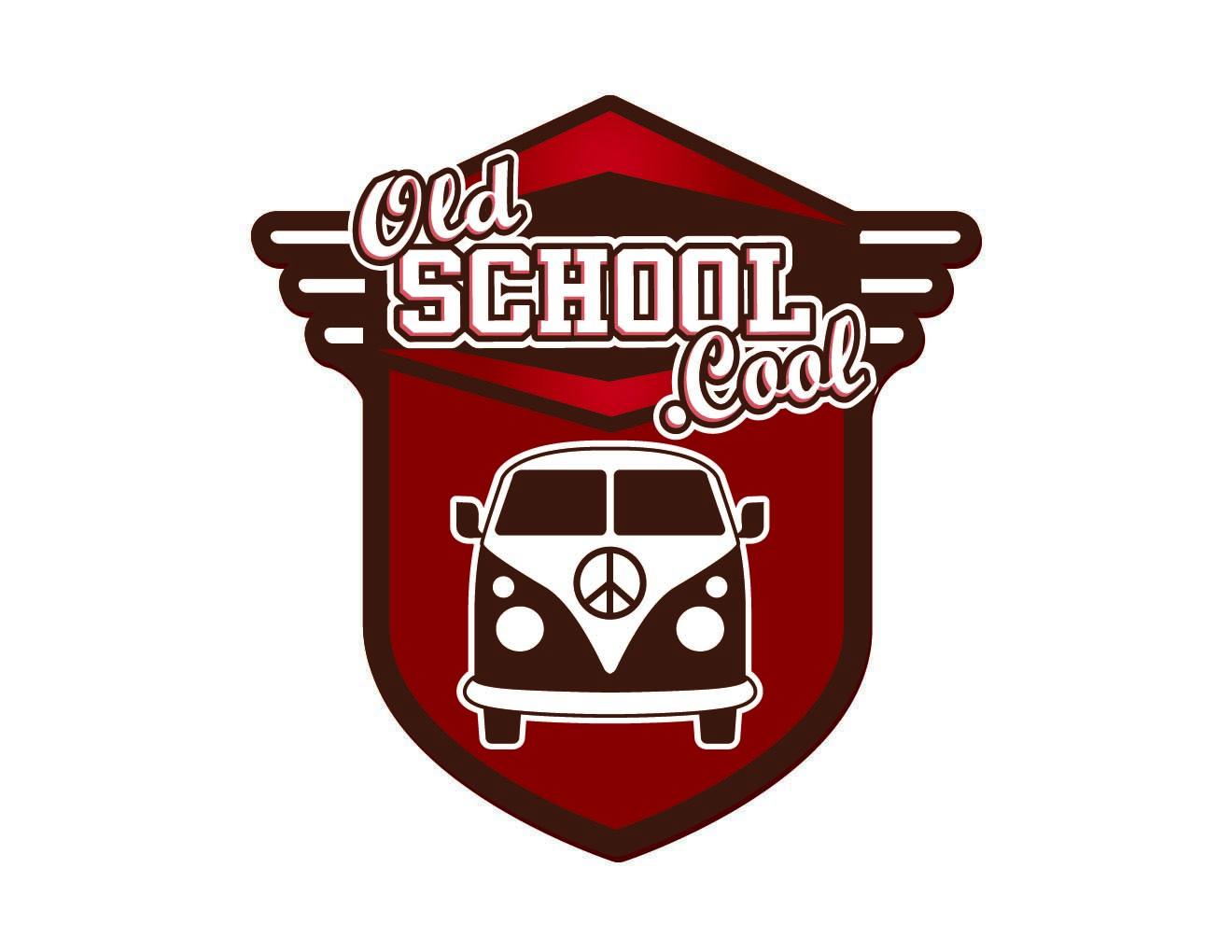 Vector Design for OldSchool.cool by radleon : Design #3602897