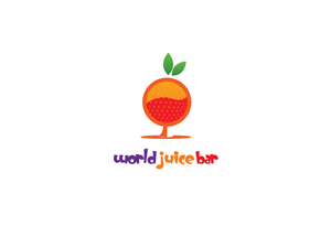 Logo Design by MDS - Smoothie, Juice and Frozen Drinks for World Jui...