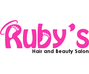 Logo Design by Pixelution Studios - Logo for hair and beauty salon